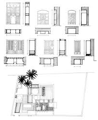 moroccan riad floor plan fouad riad house design drawing roof plan final with details