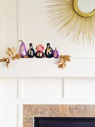 how to make gold foil typography pumpkins for thanksgiving diy gold foil typography thanksgiving pumpkins shauna younge
