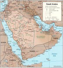 rub al khali map saudi arabia city map saudi arabia map with city and towns saudi