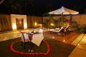Romantic Ideas For Him At Home Romantic Dinner Decoration Ideas Zamp Co