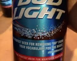 Bud Light Aluminum Bottle Bud Light Sorry Drops