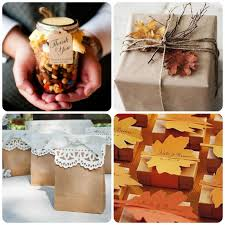 fall wedding favor ideas fall wedding favors uniquely yours wedding invitation