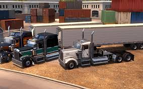 kenworth w900 model truck kenworth w900 day cabin on long chassis u2014 ats mp mods