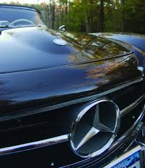 mistaken identity 1960 mercedes benz 190 sl never hemmings