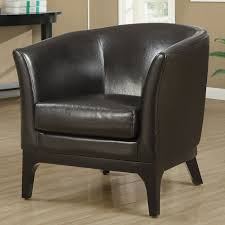 Leather Occasional Chairs Decor Using Accent Chairs Under 100 For Comfy Home Furniture