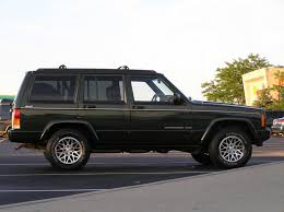green jeep cherokee 1997 jeep cherokee information and photos zombiedrive