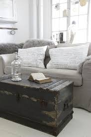 Chest Coffee Table 16 Old Trunks Turned Coffee Tables That Bring Extra Storage And