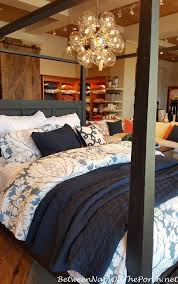 5 ingredients for a beautifully made bed bedding beds and navy
