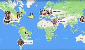 child predator map parents warn snapchat update snap map makes children predator