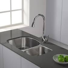Pull Down Kitchen Faucet by Kitchen Faucet Kraususa Com