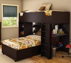 Fantastic Metal Full Loft Bed With Desk  Best Images About Full - Full size bunk bed with desk