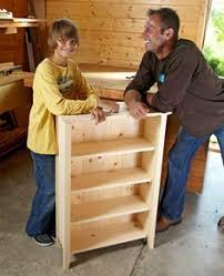 Woodworking Plans Bookshelves by Bookshelf Plans Free Print One Of These Free Bookcase Plans And