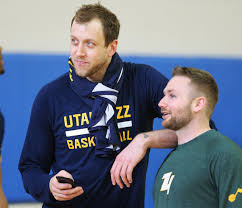 utah jazz joe ingles is annoyingly good at what he does deseret
