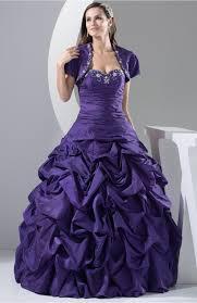 dark purple ball gown wedding dress amazing western fall full
