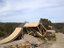 ramps gates half pipes lets see what you built for bmx