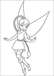 tinker bell secret wings coloring pages 4 free