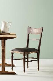 Bone Inlay Chair Bone Inlay Dining Chair Anthropologie