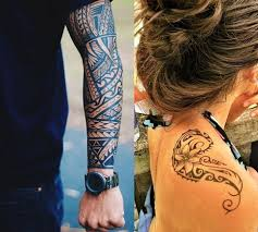 top 15 polynesian tattoo designs with meanings styles at life
