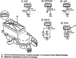 chevy wiper motor wiring diagram wiring diagram simonand