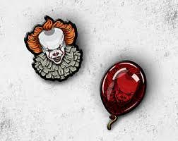 clown balloon clown with balloons etsy