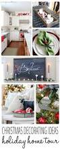christmas decorating ideas holiday housewalk tour evergreen