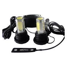 led strobe light kit evo lighting headlight cop led strobe light kit