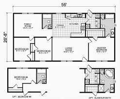 Double Wide Floor Plans With Photos Champion Explorer Ii Double Wide Showcase Homes Of Maine