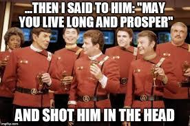 Meme Generator Star Trek - happy new year star trek meme generator imgflip