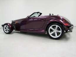 plymouth prowler nick whale sports cars