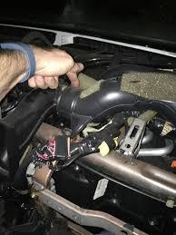 nissan titan exhaust manifold replacement dashboard removal nissan titan 2006 nissan titan forum