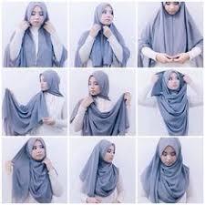simple hijab styles tutorial segi empat tutorial hijab segi empat simple hijabs pinterest tutorials