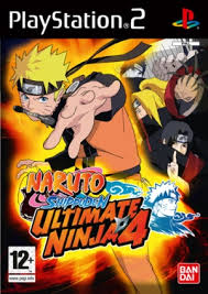 Download Naruto Shippuuden: Ultimate Ninja 4   NTSC