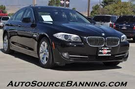 2011 bmw 5 series problems 2011 bmw 5 series 528i 4dr sedan in banning ca auto source