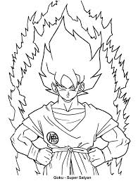 dragonball z free coloring pages on art coloring pages