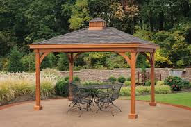 backyard escapes backyard escapes pavilions bring style home outdoor decoration