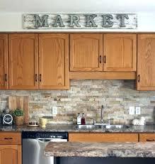 Kitchen Paint Colors With Light Oak Cabinets Kitchen Colors With Oak Cabinets Bloomingcactus Me