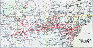 Pennsylvania Railroad Map by Nice Caboose Pennsylvania Rr Caboose