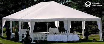 frame tents lighting and flooring for parties and special events
