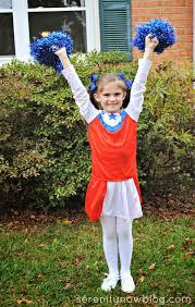 Girls Cheerleader Halloween Costume Serenity Halloween Hangover