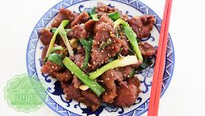 Asian Home Gourmet Mongolian Beef Youtube