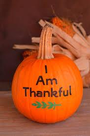 the thankful pumpkin
