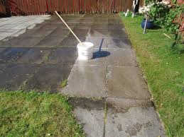How To Clean Patio Flags How To Clean Patio Slabs