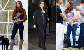 kate middleton casual the duchess of cambridge s best casual chic