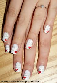 20 ridiculously cute valentine u0027s day nail art designs nail