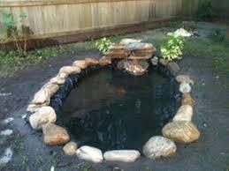how to build a fish pond in your backyard house exterior and