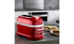 Morphy Richards Accents Red 4 Slice Toaster Toasters