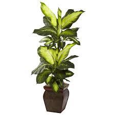 home plants decor silk artificial flower indoor plants decorating ideas interior
