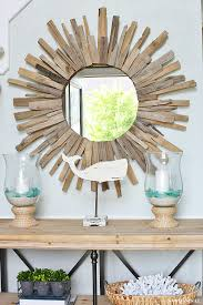How To Refinish A Table Sand And Sisal by 4 Simple Ways To Create A Welcoming Entryway