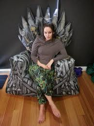 Bean Bag Gaming Chair Be The King Of Nerderos With This Game Of Thrones Bean Bag Chair