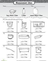 measurement mania cups pints and quarts measurement